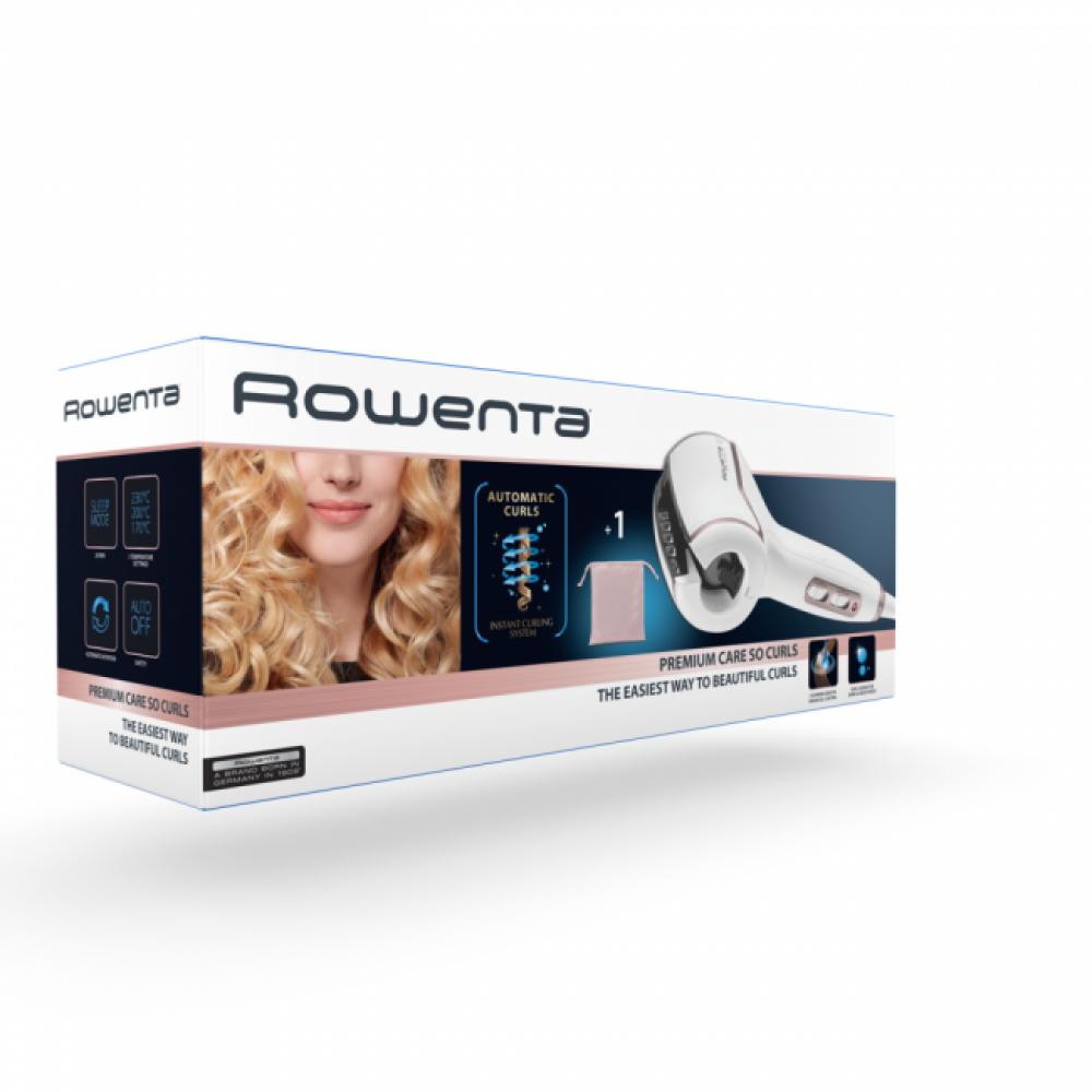 Автоматическая плойка для волос Rowenta So Curls Premium Care CF3730