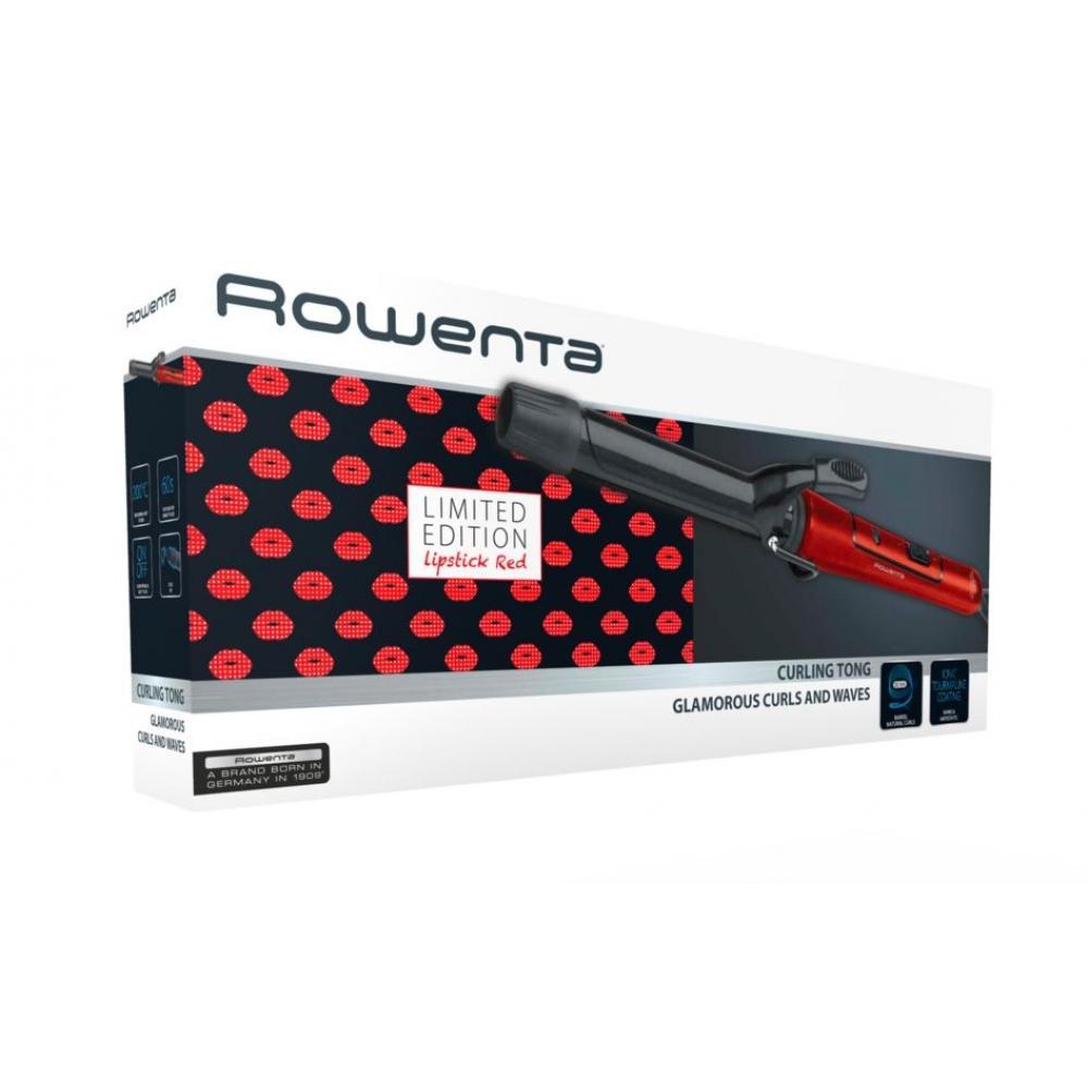 Щипцы для завивки Rowenta Curler Lipstick Red CF3316