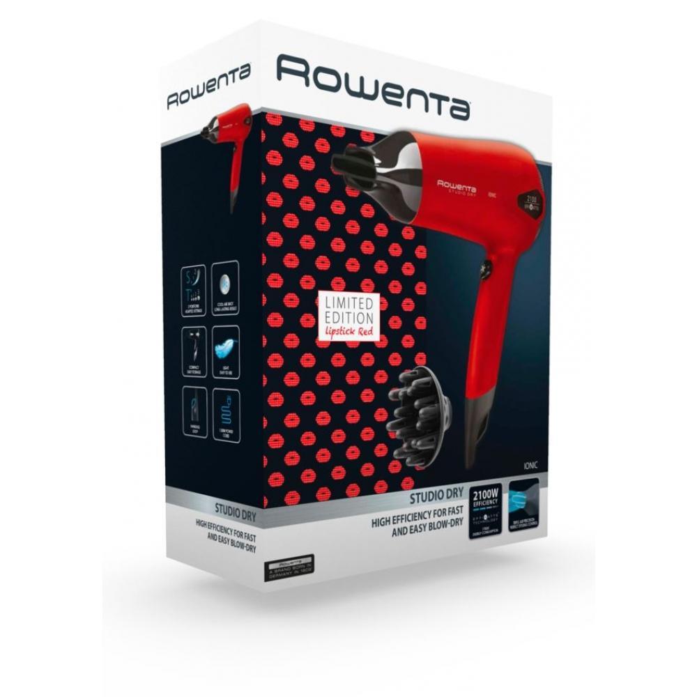 Фен Rowenta Studio Dry CV5384 с ионизацией