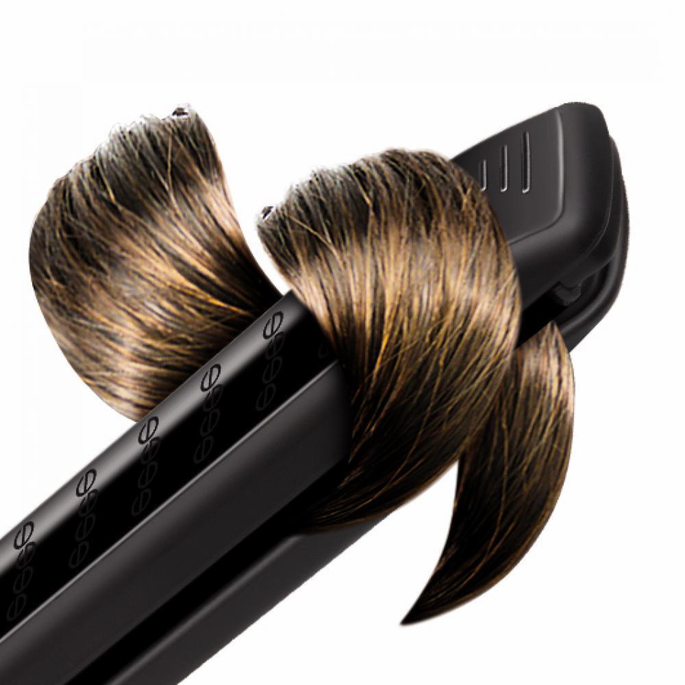 Выпрямитель для волос Rowenta Liss And Curl SF4412 с дисплеем