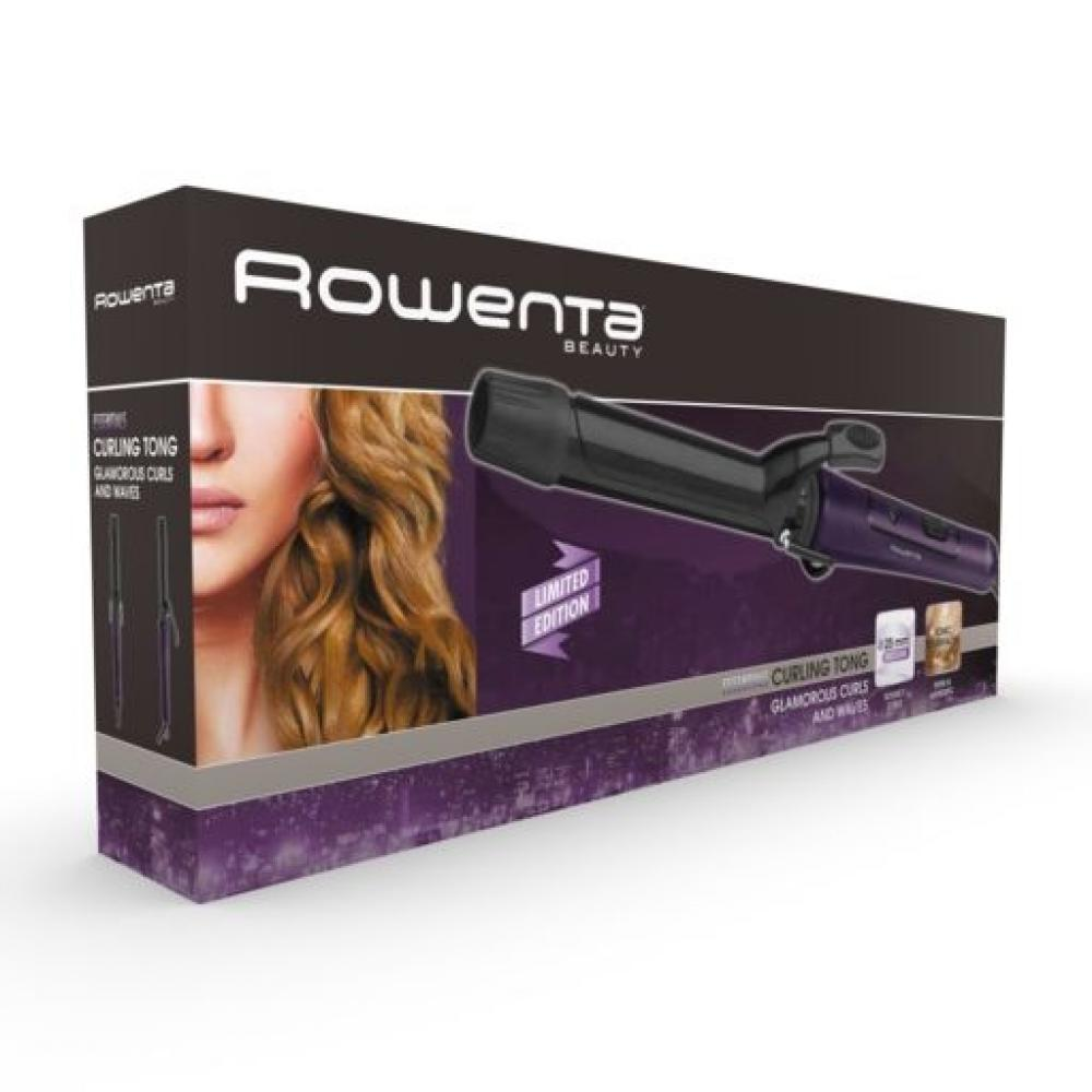 Щипцы для завивки Rowenta Curler Promo Collection CF3315