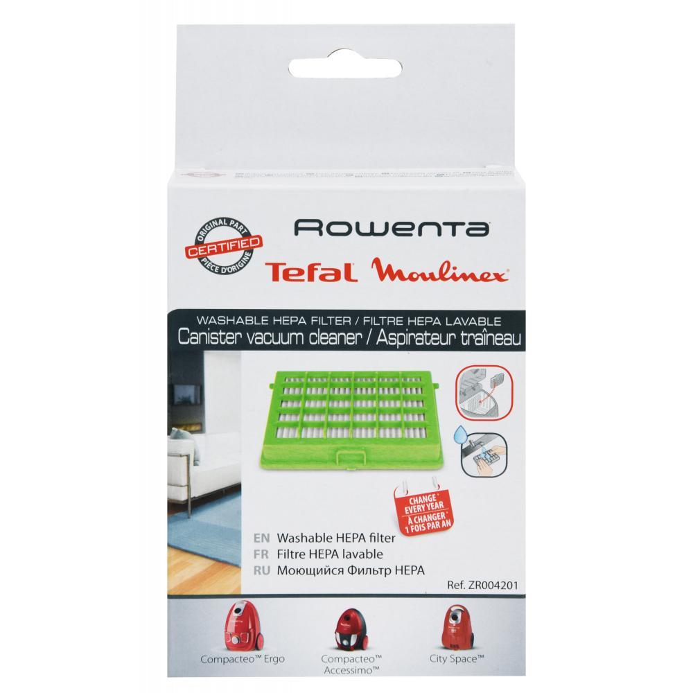 Фильтр Rowenta HEPA12 ZR004201 для пылеcосов TW24, TW52, моющийся