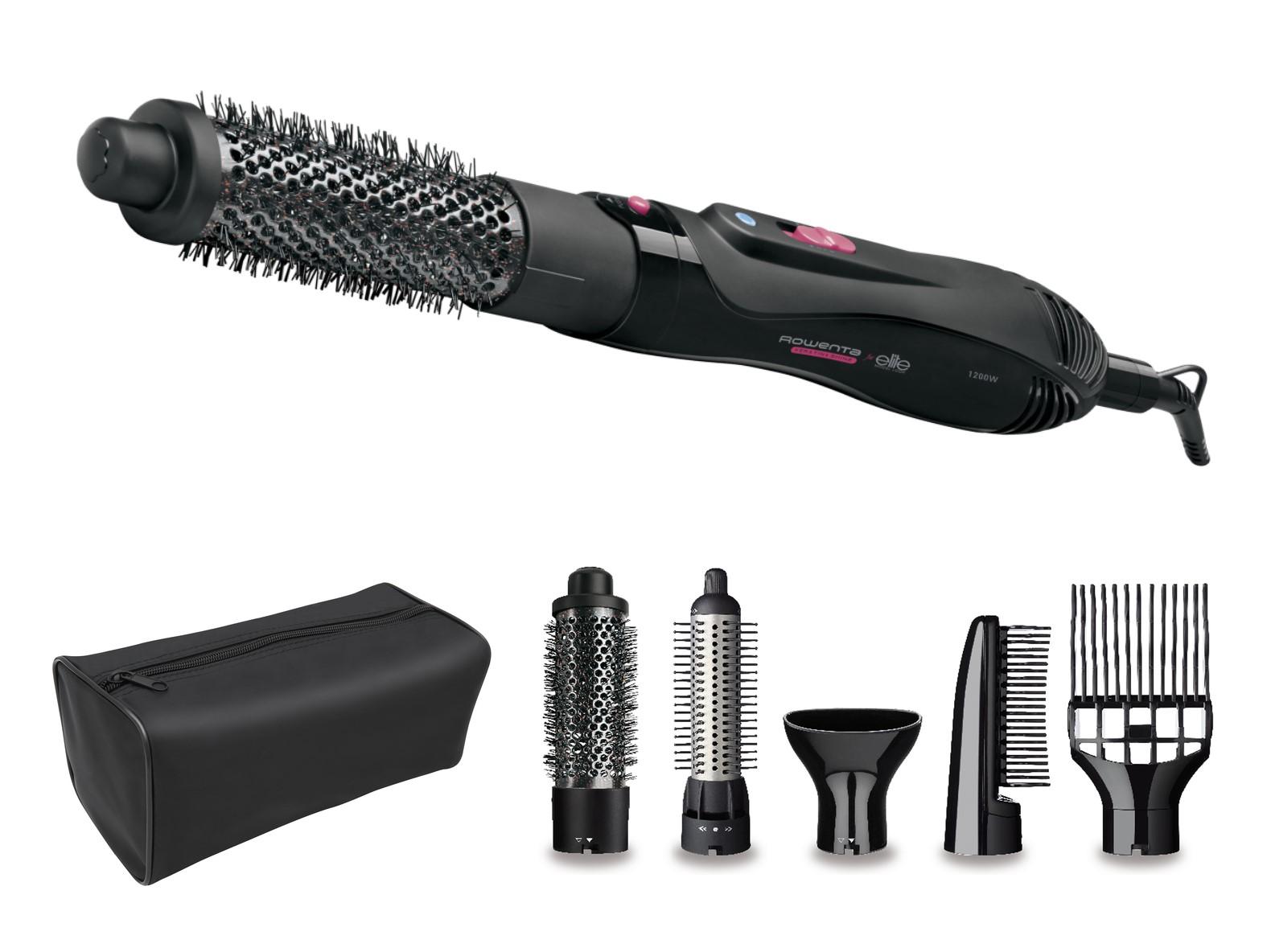 Фен-щетка для волос ROWENTA For Elite Keratin&Shine Elite CF8252F0