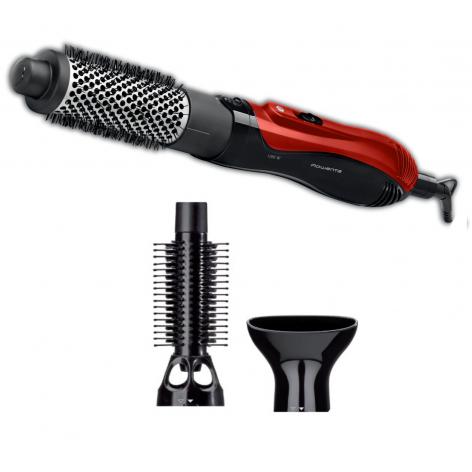 Фен-щетка Hot Air Brush - Lipstick Red CF8216F0 фото