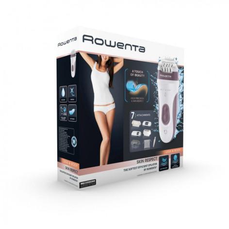 Эпилятор Skin Respect EP8060F0 в официальном магазине ROWENTA